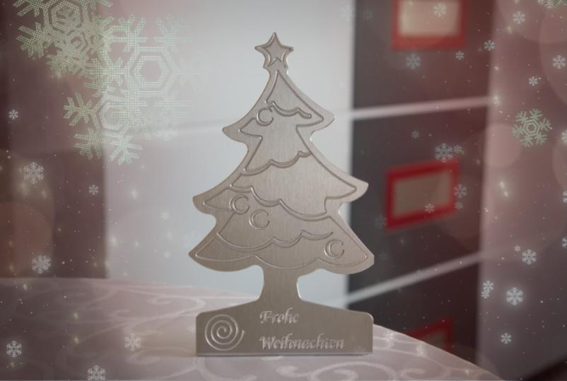 Frohe Weihnachten wünscht Krotzer